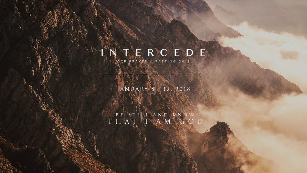 Intercede 2018