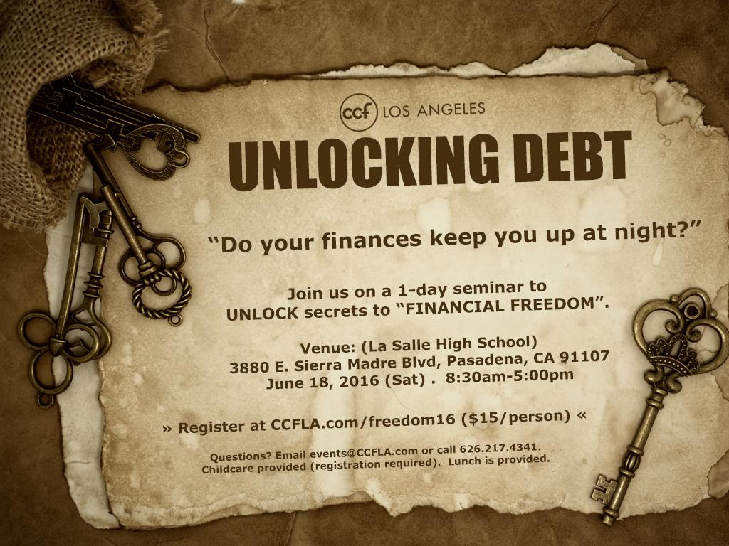 Unlocking Debt