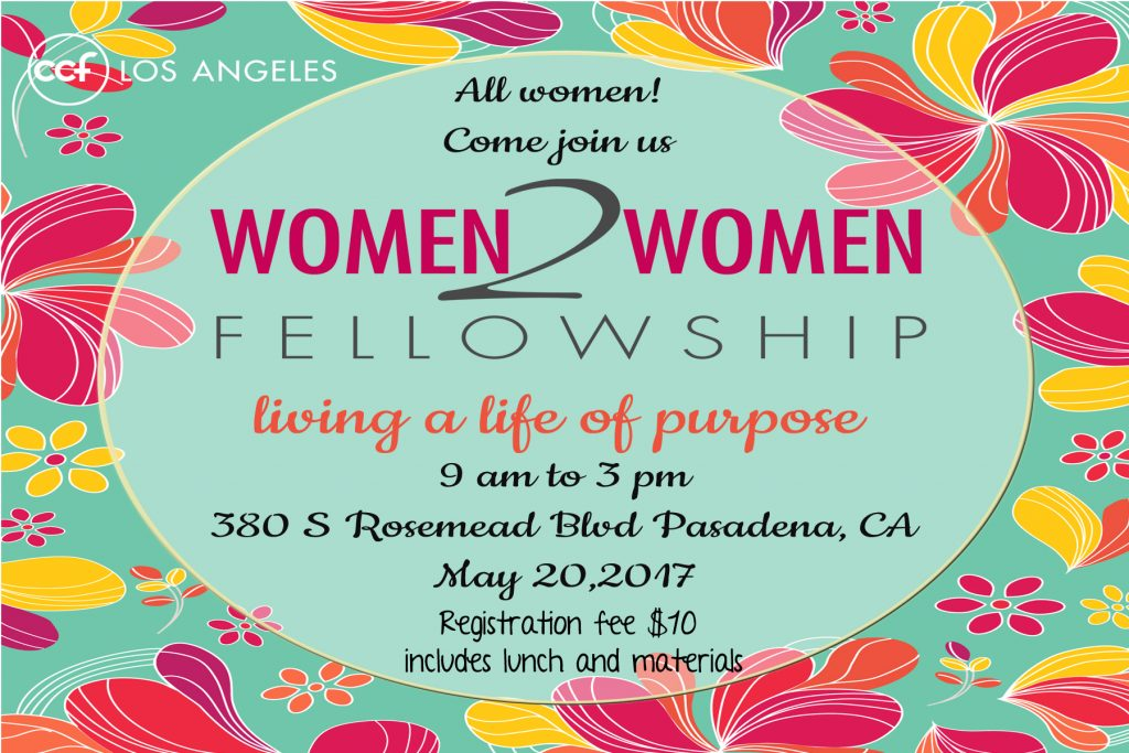 Women 2 Women Fellowship
