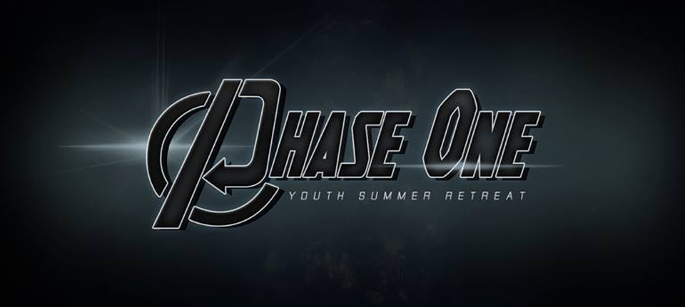 2013 CCF Summer Youth Retreat (Phase One)