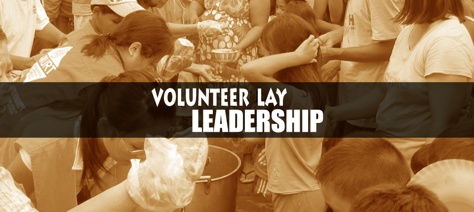 Volunteer Lay Leadership