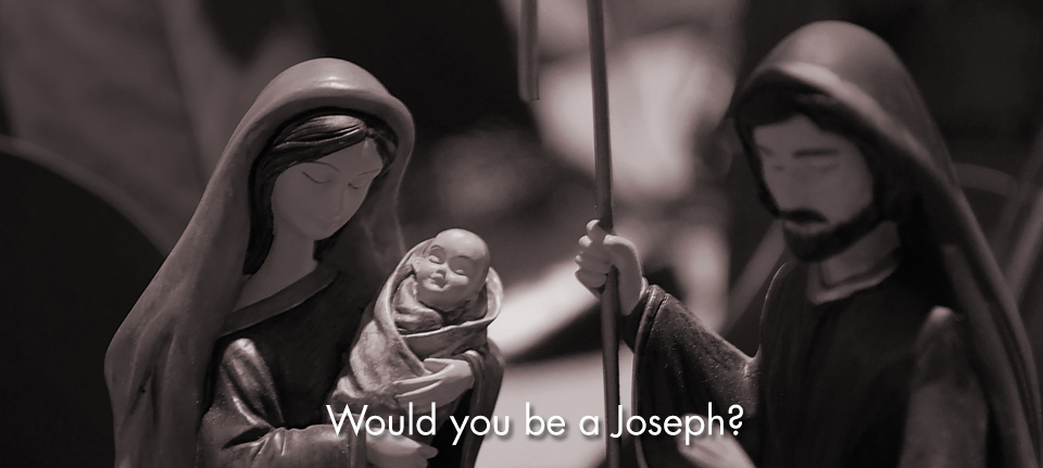 Would you be a Joseph?