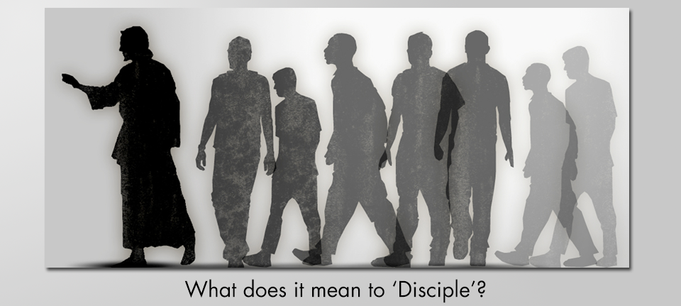 What does it mean to disciple?