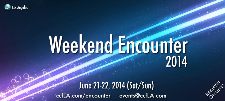 2014 Weekend Encounter