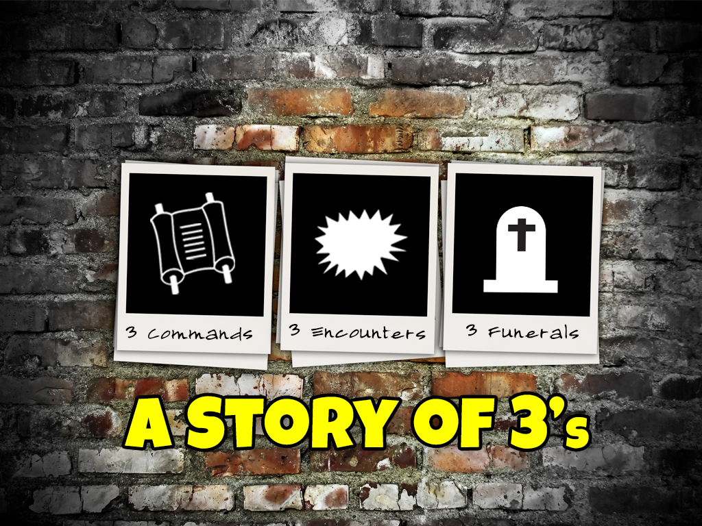 A Story of 3's