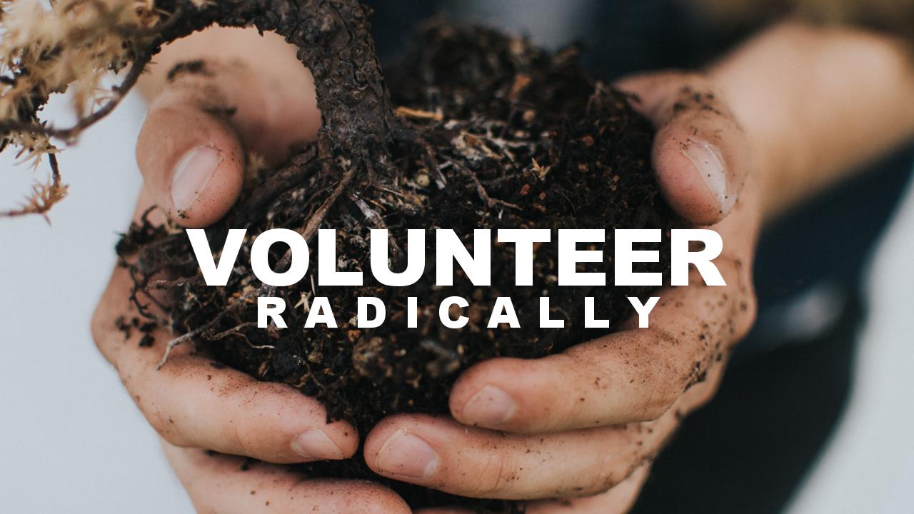 Volunteer Radically