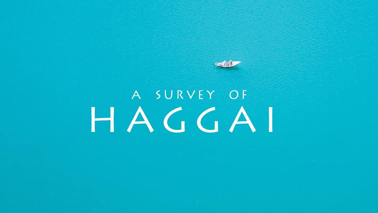 A Survey of Haggai