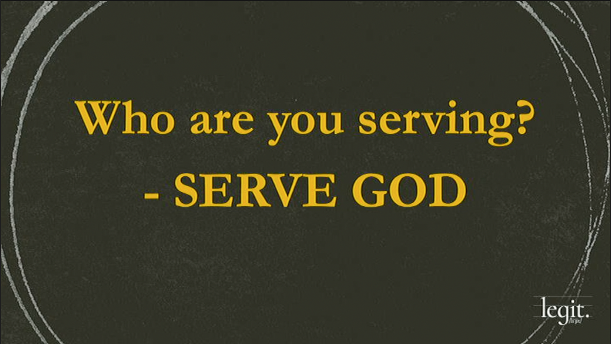 Fasting is Blessing: Who are you serving?