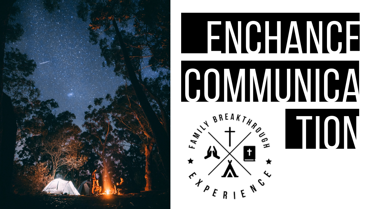 CCF Family Camp 2019 / Family Breakthrough Experience: Enhance Communication