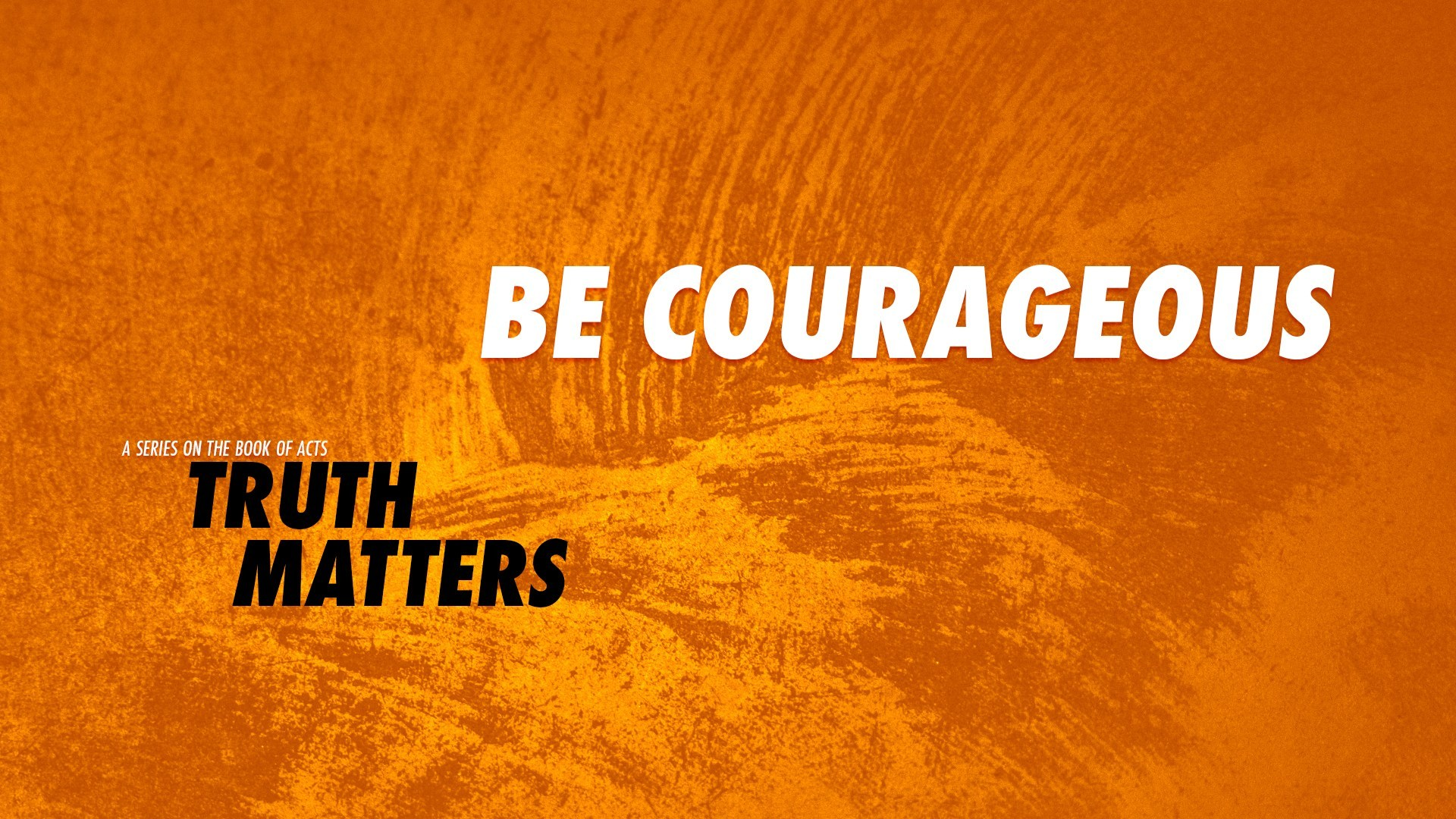 Be-Courageous